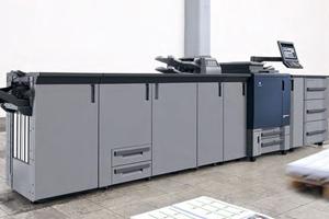 • Stampante digitale a colori on-demand - alta velocità di stampa con 71/60 pagine a colori/minuto • Eccezionale qualità dell