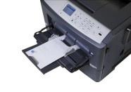 Stampanti ideali per ogni esigenza di produzione documentale in ufficio, producono documenti di alta qualità in bianco e nero, e sono facilmente integrabili con qualsiasi ambiente di rete.